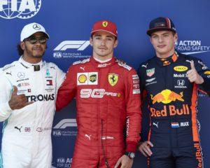 Hamilton conta su Leclerc e Verstappen per accendere lo show