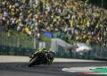 "Rossi: ""Brutta fine per un weekend difficile"""