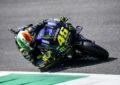 Mugello: per Valentino Rossi un sabato da dimenticare