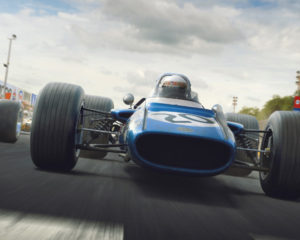"Automobilist e Sir Jackie Stewart: ""The Flying Scot Collection"""
