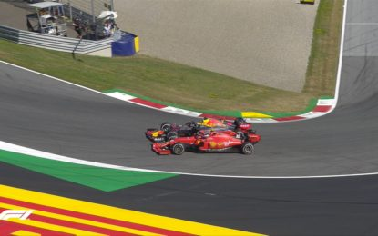Austria: confermata la vittoria di Verstappen, incidente di gara