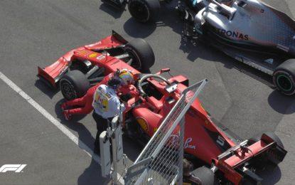 Canada: parlano i commissari. E a Vettel poteva andar peggio…