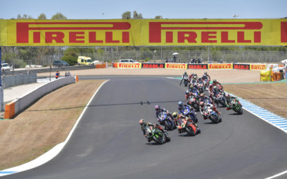 WSBK Magny-Cours: gli orari del weekend in TV