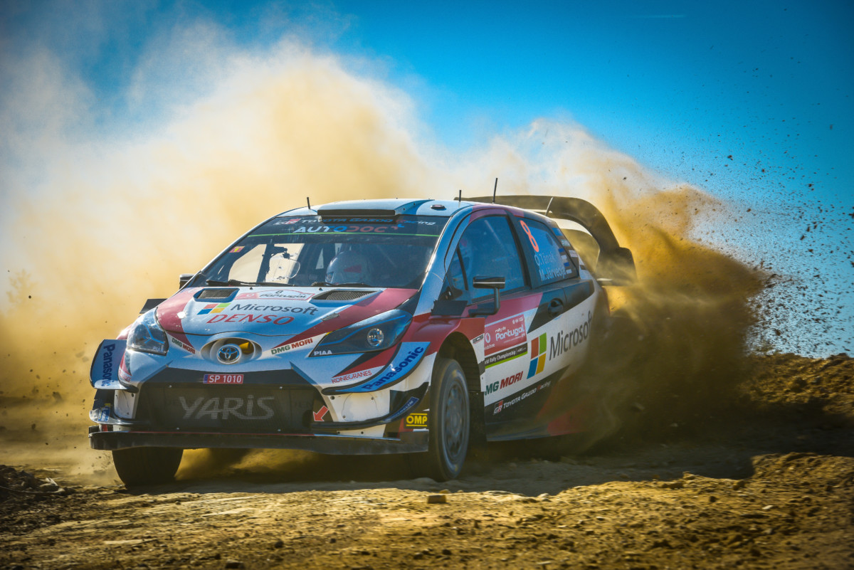WRC Portogallo: seconda vittoria consecutiva TOYOTA GAZOO Racing