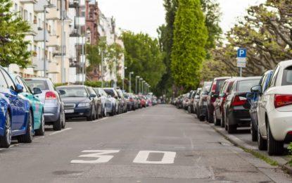 Bosch e i sensori per la ricerca di parcheggio