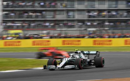 Strategie diverse a Silverstone: Mercedes e Red Bull su medie, Ferrari su soft