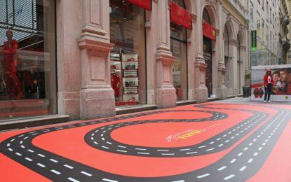 Torna a Milano il Ferrari Store City Race