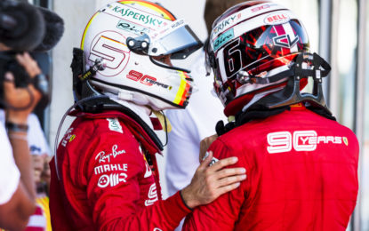 Austria: la Ferrari accetta la decisione FIA anche se non la ritiene giusta