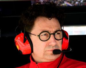 """Binotto: """"Leclerc si è meritato tutto. Vettel saprà reagire da solo"""""""