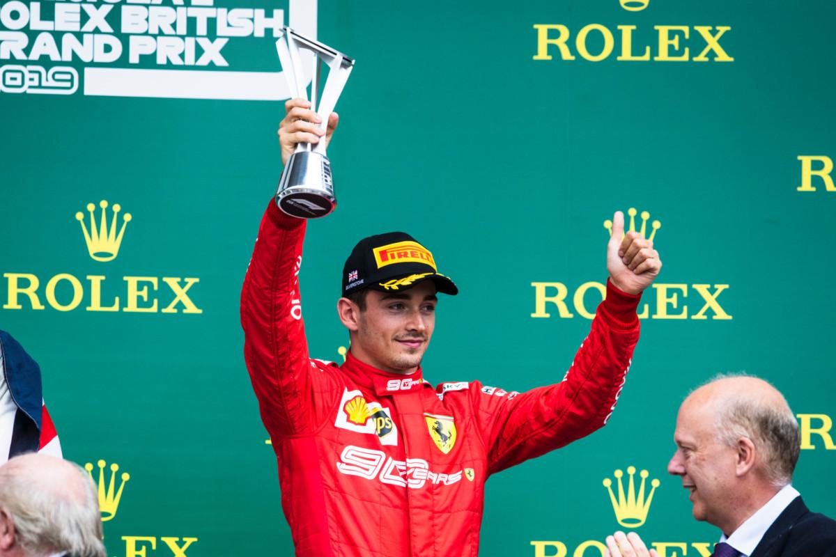 Il quarto podio consecutivo di Leclerc unica soddisfazione Ferrari