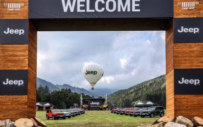A Camp Jeep l'anteprima della nuova Gladiator