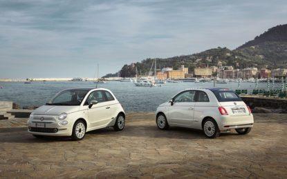 Buon 62° compleanno, Fiat 500! Con la serie speciale Dolcevita