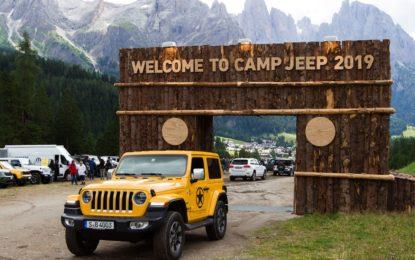 Camp Jeep 2019: un'edizione da record