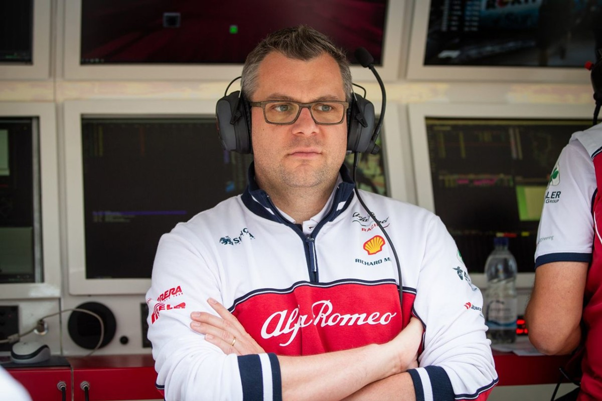Jan Monchaux nuovo Technical Director Alfa Romeo Racing