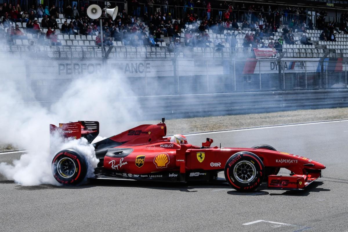 Wehrlein e Bertolini ai Ferrari Racing Days al Nurburgring