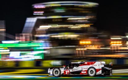 Vita da fotografo: la 24 Ore di Le Mans