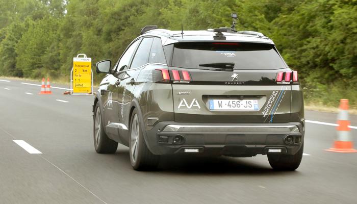 Groupe PSA e VINCI: nuovo step per la guida autonoma