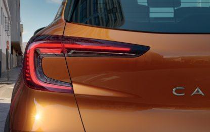 A Francoforte anteprima di Nuovo Renault CAPTUR