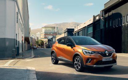 Nuovo Renault CAPTUR: ancora più SUV