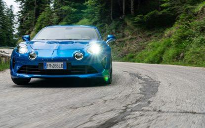 Alpine A110 al Turini, dove tutto ebbe inizio