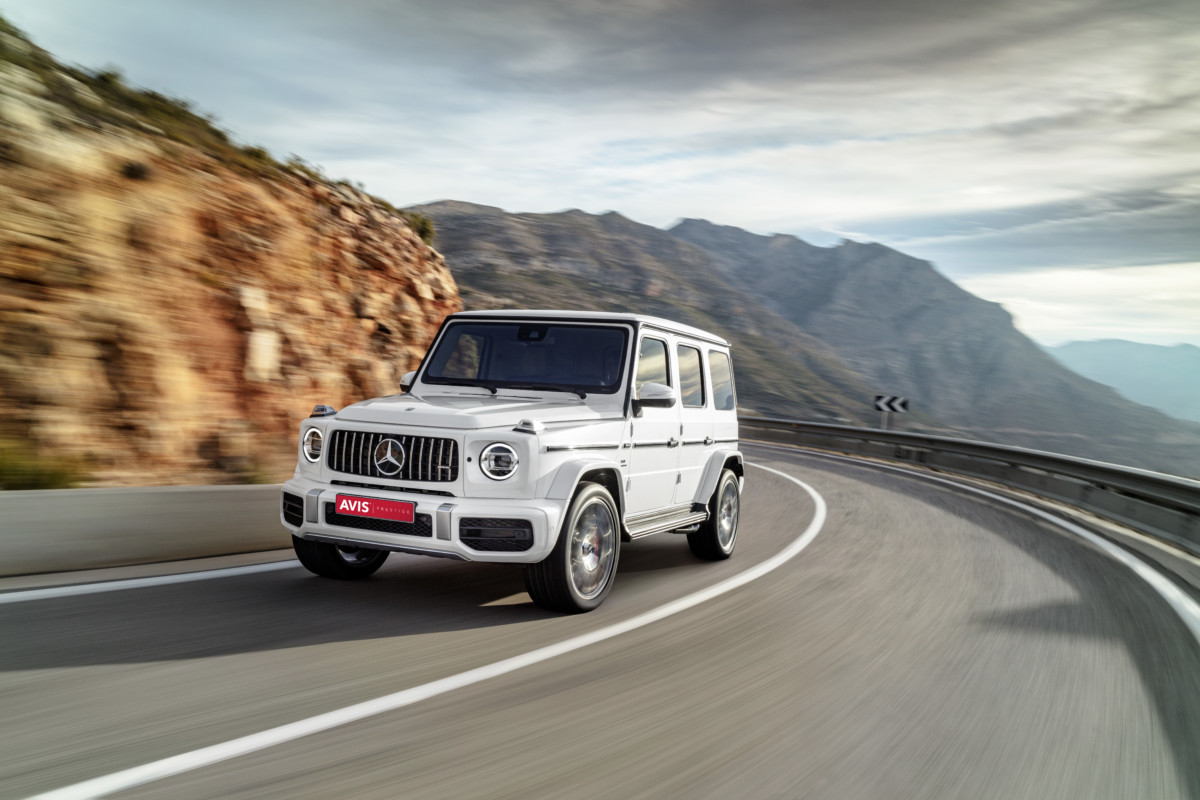 Tre nuovi modelli Mercedes in Avis Prestige