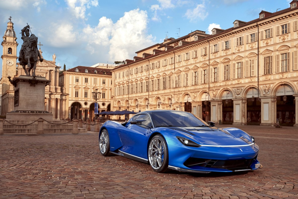 La Pininfarina Battista si svelerà alla Monterey Car Week