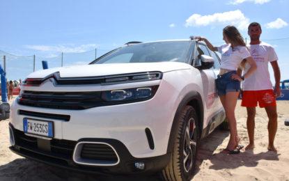E' partito il Citroën Suv Aircross Summer Tour