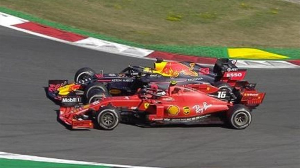 Verstappen, Leclerc e quel fake di cui NESSUNO parla