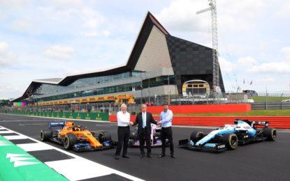 Silverstone: contratto rinnovato fino a fine 2024