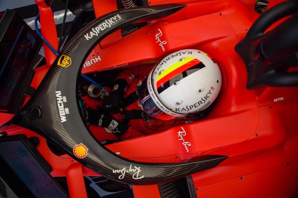 Minardi sui possibili scenari futuri di Vettel con la Ferrari
