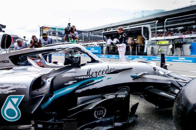 GP Germania 2019: la griglia di partenza ufficiale