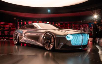 Bentley EXP 100 GT: la Granturismo del futuro