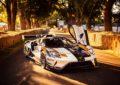 La Ford GT Mk II al Goodwood Festival of Speed