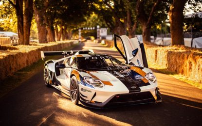 La Ford GT Mk II al Goodwood Festival of Speed