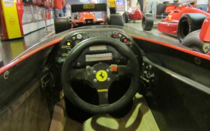Il cambio al volante sulla Ferrari dell'89? L'idea non fu di Barnard…
