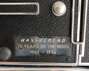 Il Museo Nicolis, le fotocamere Hasselblad e la Luna