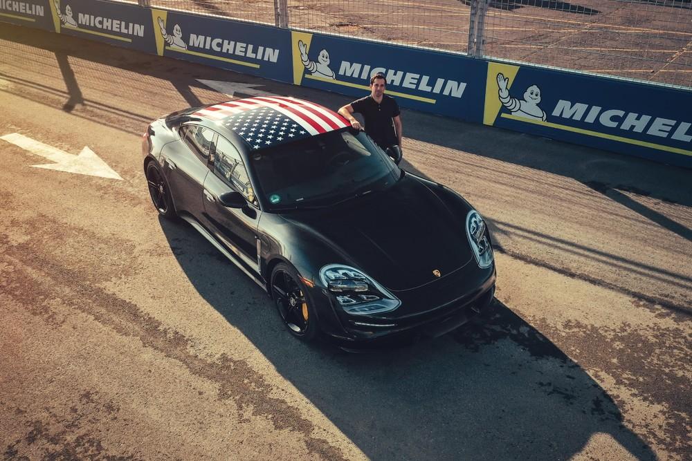 Porsche Taycan ospite alla finale di Formula E