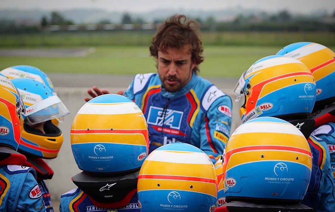 Per Alonso la F1 non è abbastanza attraente  Ed esclude la Dakar