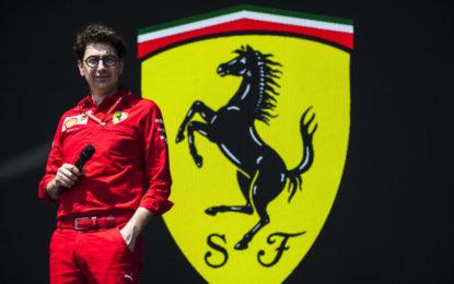 Budget cap: la Ferrari minaccia di lasciare la F1. Ineccepibili le parole di Binotto