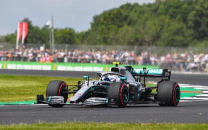 Gran Bretagna: Mercedes e Ferrari nel venerdì di Silverstone