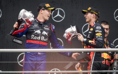 Kvyat ha una spiegazione per la scelta Red Bull