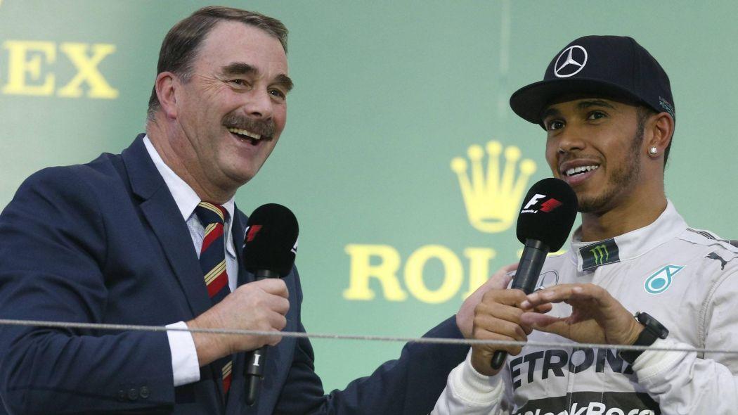 """Mansell: """"I piloti non sapranno mai cosa sia la vera F1"""""""
