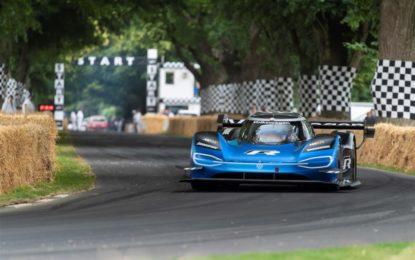 Volkswagen ID.R: la prima elettrica a battere una F1