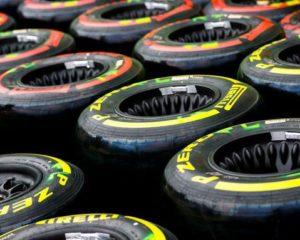 Per il 2020 i team scelgono di continuare con i pneumatici 2019