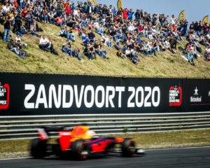 Zandvoort: più di un milione di richieste per i biglietti