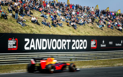 F1 e FIA posticipano i GP di Olanda, Spagna e Monaco