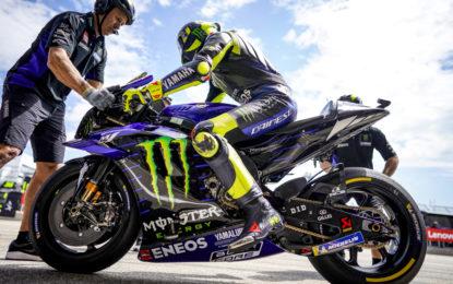 MotoGP: l'impegno degli impianti frenanti al Sachsenring
