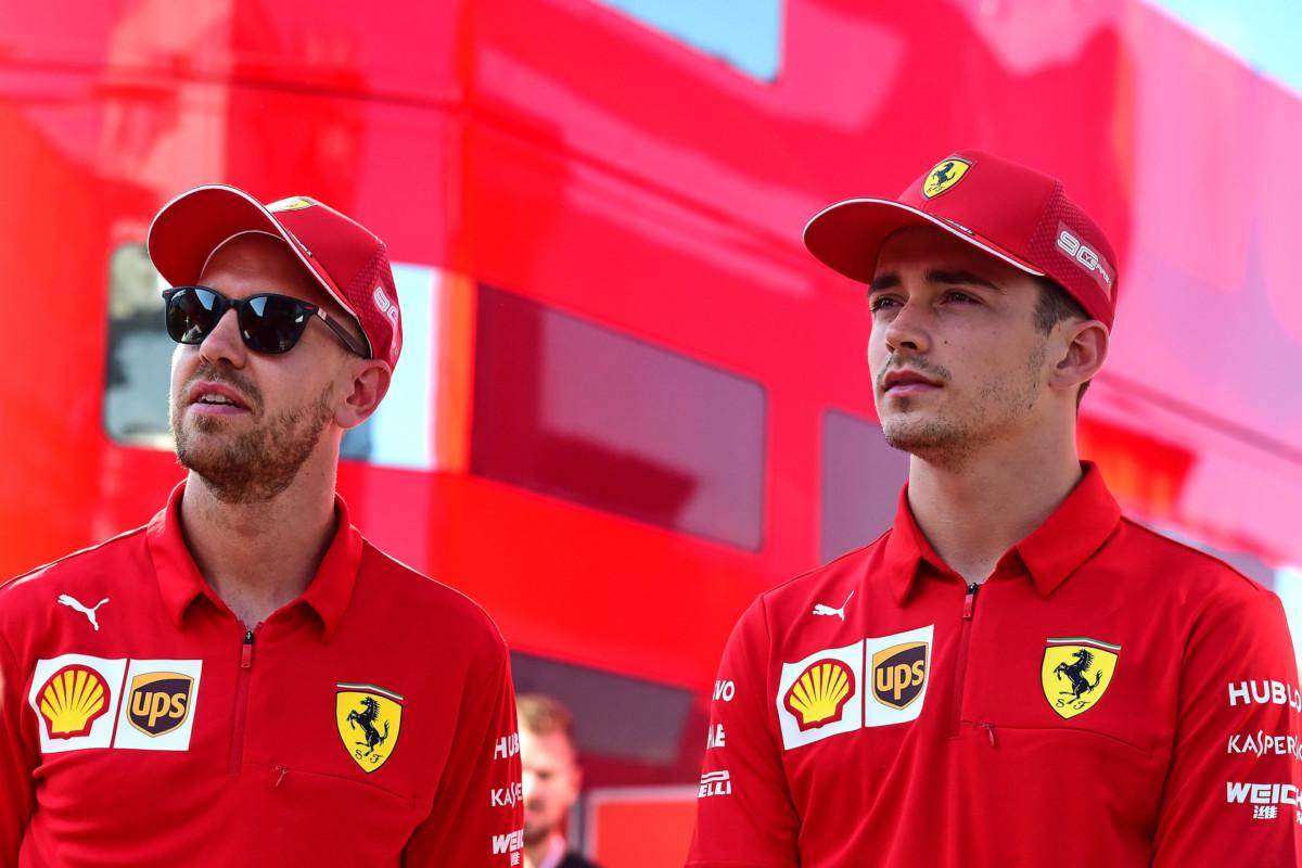 """Vettel e Leclerc: """"Lavoriamo compatti, Binotto assicura serenità"""""""
