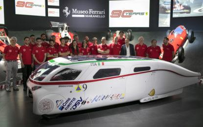 Al Museo Ferrari le vetture sperimentali degli studenti