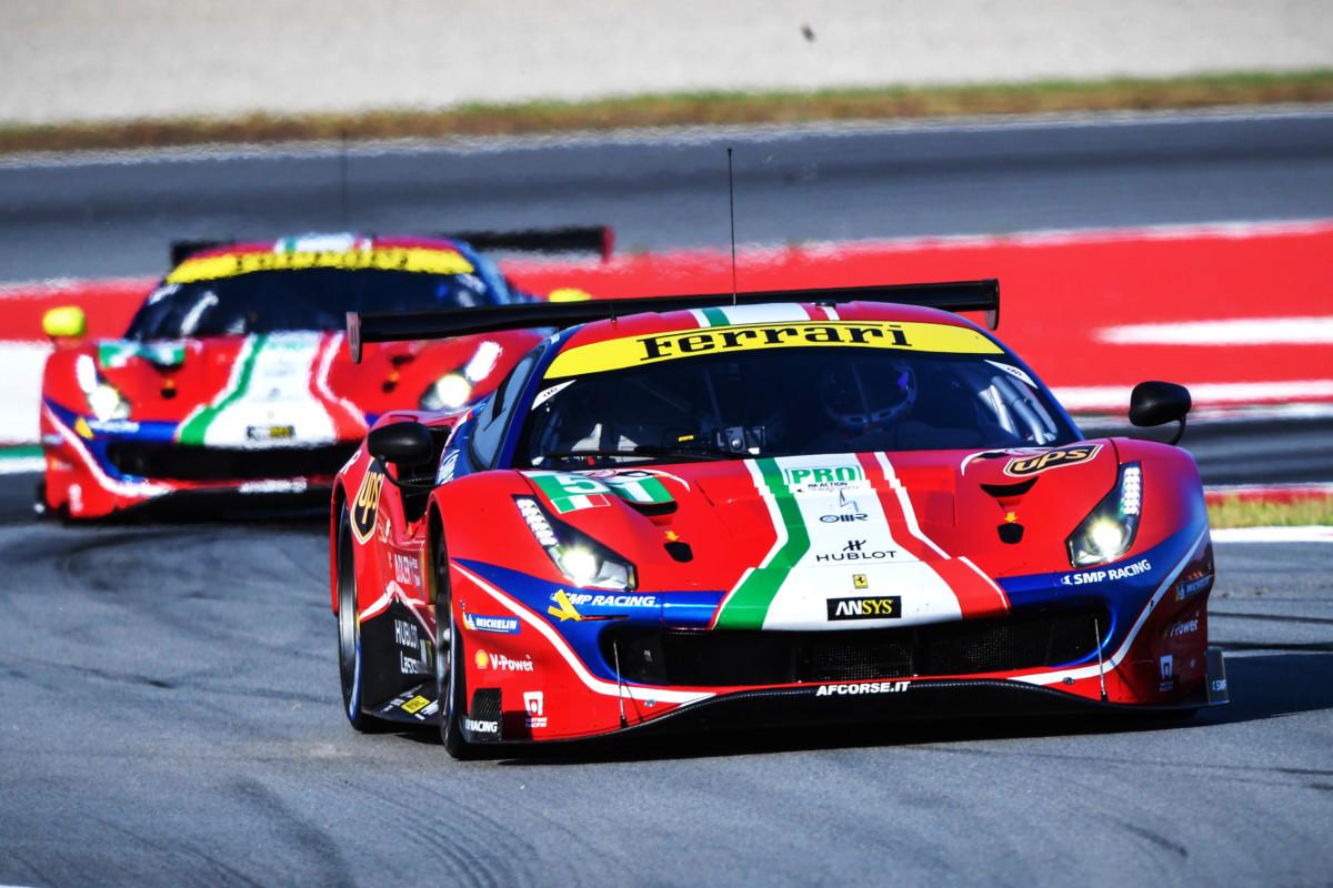 FIA WEC: gli equipaggi Ferrari classe LMGTE PRO nella Season 8